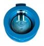 Клапаны обратные межфланцевые поворотные подпружиненные