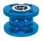 Клапаны обратные фланцевые дисковые подпружиненные GS