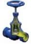 Вентиль запорный резьбовой V 201 Pу 16