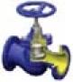 Вентиль запорный фланцевый с сильфонным уплотнением V 229